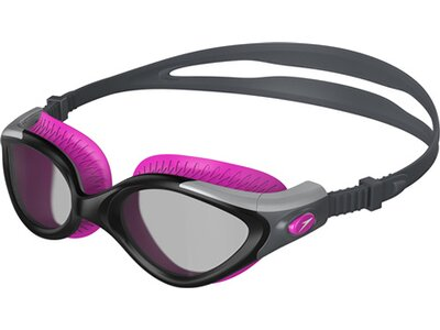 SPEEDO Damen Brille FUT BIOF FSEAL DUAL Grau