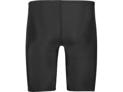 SPEEDO Herren Badebermuda TECH LOGO JAM AM BLACK/GREY Schwarz