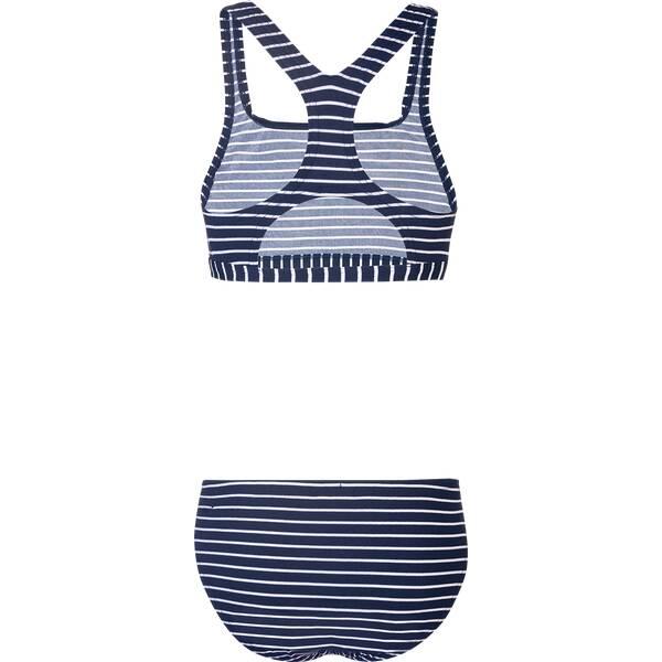 SPEEDO Kinder Bikini ESS END+ MEDALIST 2P JF NVY/WH