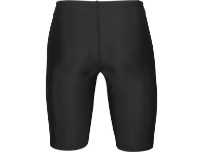 SPEEDO Kinder Badebermuda TECH PLMT JAMMER JM BLACK/GREY Schwarz