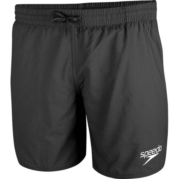 SPEEDO Herren Badeshorts ESSS 16 WATERSHORT AM BLK