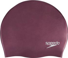 SPEEDO Damen Badekappe MOULDED SILC CAP AF RED