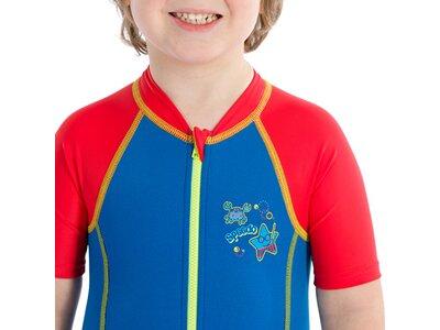SPEEDO Kinder Sw-slip Seasquad Hot Tot Suit Im Blue Blau