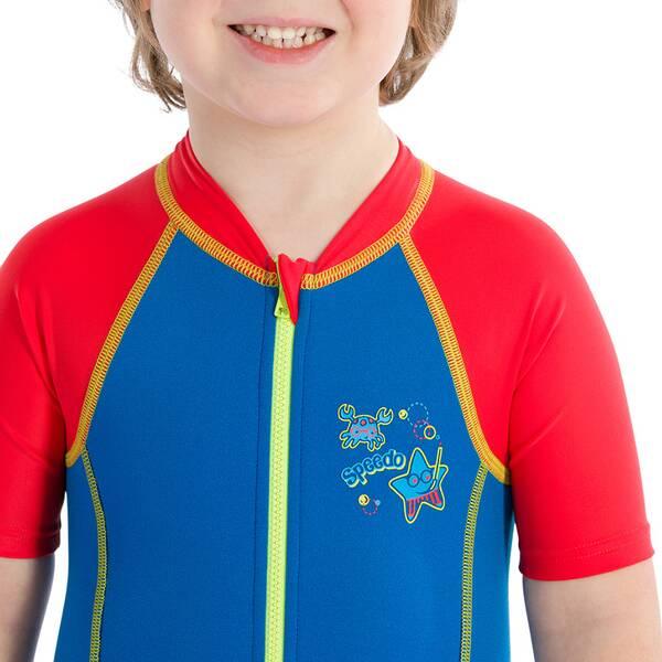 SPEEDO Herren Sw-slip Seasquad Hot Tot Suit Im Blue