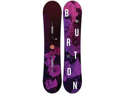 BURTON Damen Snowboard Stylus Schwarz