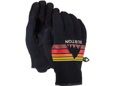 BURTON Herren Handschuhe Formula Glove Schwarz