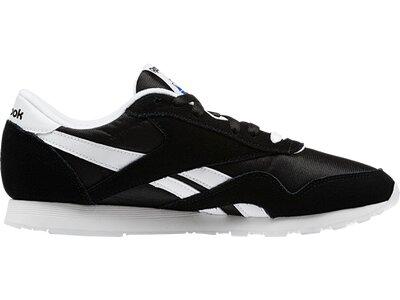 REEBOK Lifestyle - Schuhe Damen - Sneakers Classic Nylon Sneaker Damen Schwarz