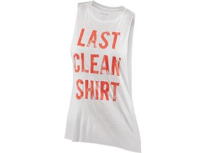 REEBOK Damen Shirt Studio Faves Muscle Tee Grau