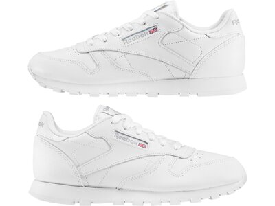 REEBOK Lifestyle - Schuhe Kinder - Sneakers Classic Leather Sneaker Kids Silber