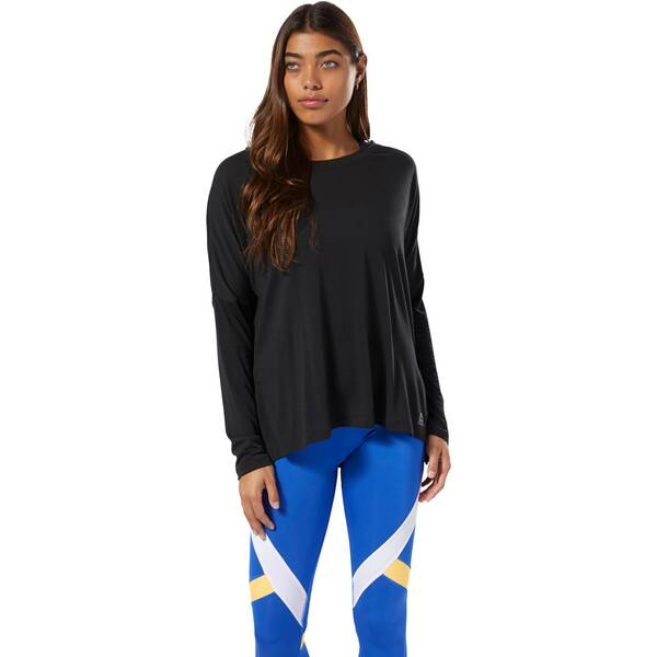 REEBOK Damen Shirt WOR SUPREMIUM LONG SLEEVE