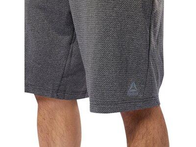 Workout Ready Knit Short Performance Grau