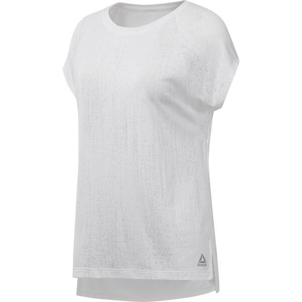 REEBOK Damen T-Shirt OS BURNOUT
