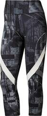 REEBOK Damen Caprihose WOR MEET YOU THERE MOONSHIFT
