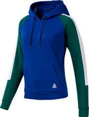REEBOK Damen Sweatshirt WOR Colorblocked Coverup