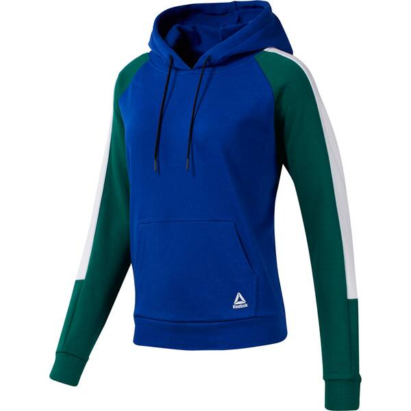 REEBOK Damen Sweatshirt WOR Colorblocked Coverup