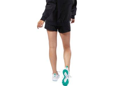 REEBOK Damen Shorts WOR MYT Schwarz