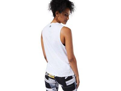 REEBOK Damen Tankshirt WOR MYT MUSCLE Grau