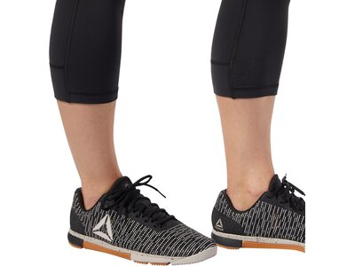 Reebok Lux 3/4 Tight 2.0 Braun