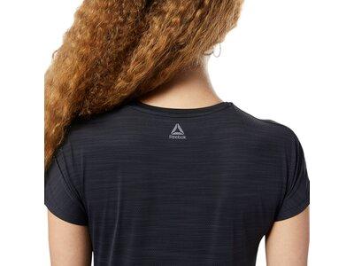 REEBOK Damen Shirt OS AC GRAPHIC Schwarz