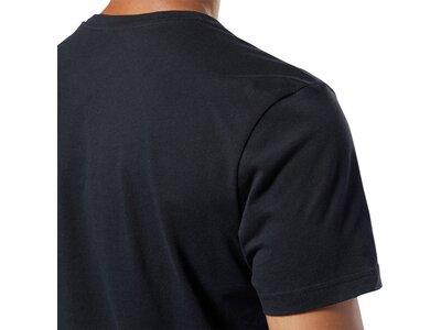 REEBOK Herren Shirt RC Camo Logo Schwarz