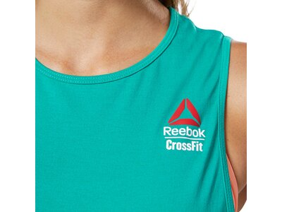 REEBOK Herren Shirt RC AC + Cotton Tank Games Grün