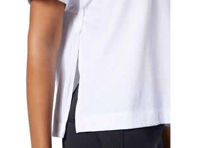 REEBOK Damen Shirt WOR MYT Graphic Grau
