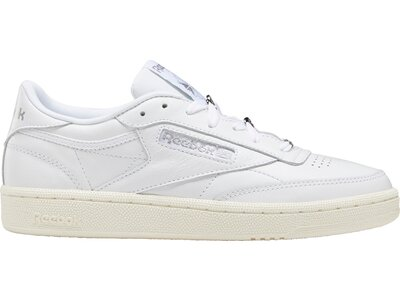 REEBOK Damen Tennisoutdoorschuhe CLUB C 85 Grau