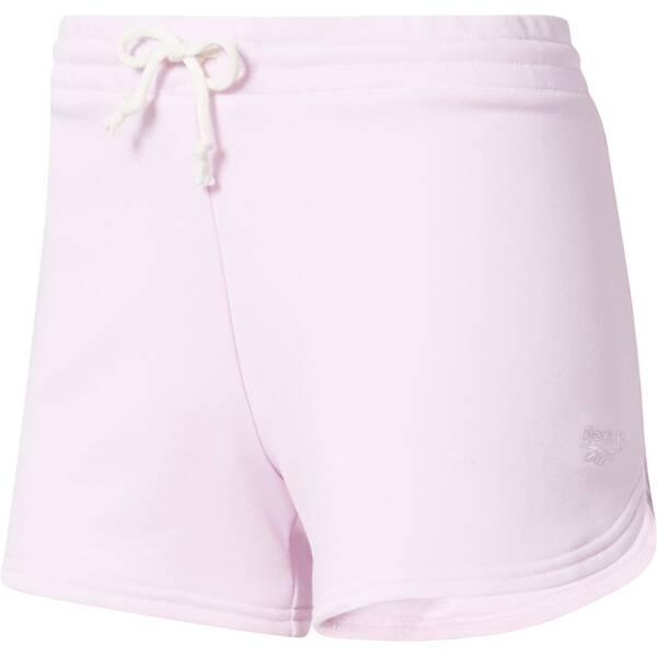 REEBOK Damen Shorts TE French Terry