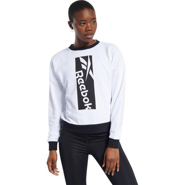 REEBOK Herren Sweatshirt WOR Big Logo Coverup