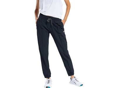 REEBOK Damen Sporthose TS Com Woven Grau