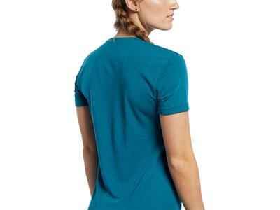 REEBOK Damen Shirt CrossFit Read Blau