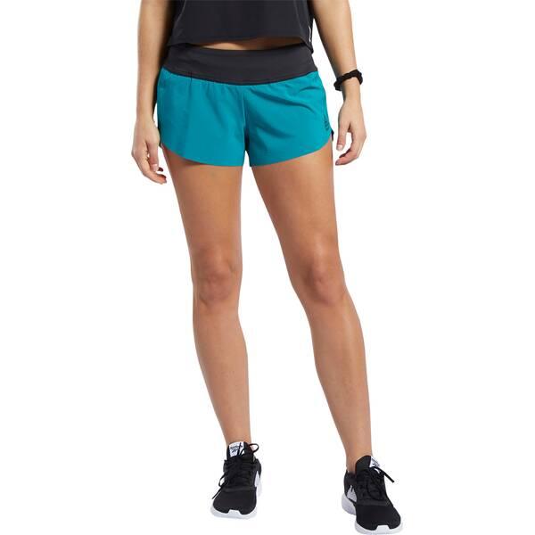 REEBOK Damen Shorts CrossFit Knit Woven