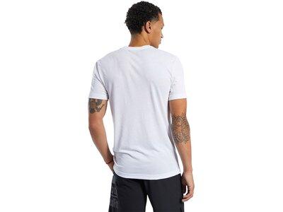 REEBOK Herren Shirt RC CrossFit Read Schwarz