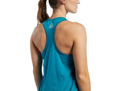 REEBOK Damen Shirt CrossFit Read Tank Blau