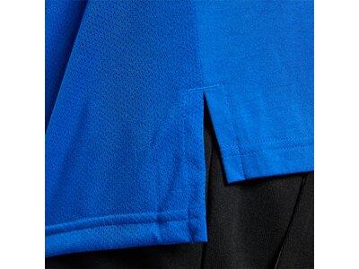 REEBOK Herren Shirt WOR SUP GRAPHIC SS Blau