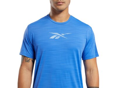 REEBOK Herren Shirt TS AC Graphic Move Q1 Blau