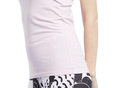 REEBOK Herren Shirt WOR MYT Keyhole pink