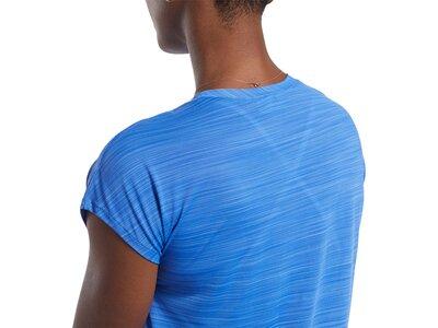 REEBOK Damen Shirt WOR AC Tee Blau