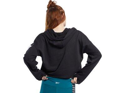 REEBOK Damen Sweatshirt Meet You There Blau