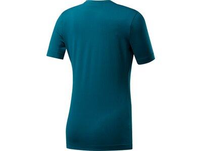 REEBOK Damen T-Shirt Workout Ready Supremium Blau