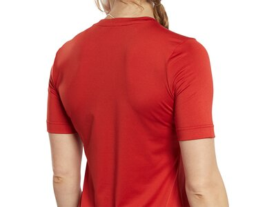 REEBOK Damen T-Shirt Workout Ready Supremium Braun