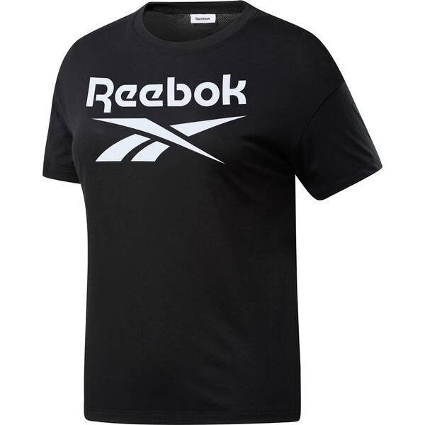 REEBOK Damen T-Shirt Workout Ready Supremium Logo