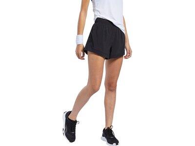 REEBOK Damen Shorts TS EPIC LIGHT Braun