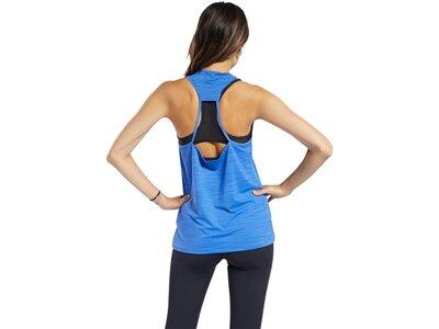 REEBOK Damen Tanktop ACTIVCHILL Athletic Blau
