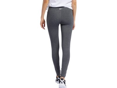 REEBOK Damen Tight TS LUX 2.0 Grau