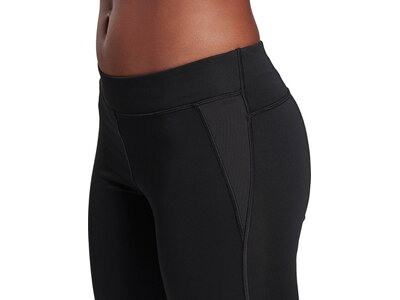 REEBOK Damen Tight WOR PP BT Schwarz