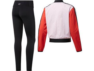 REEBOK Damen Trainingsanzug MYT Pink