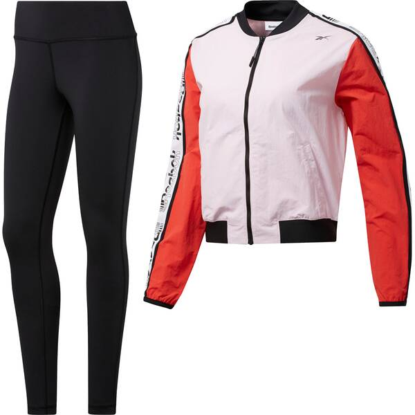 REEBOK Damen Trainingsanzug MYT