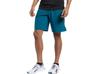 REEBOK Herren Shorts CrossFit Epic Base Grau