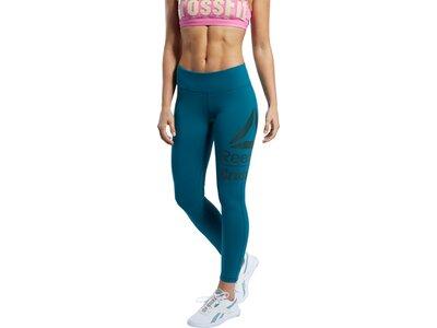 REEBOK Damen Tights CrossFit Lux 7/8 Pink